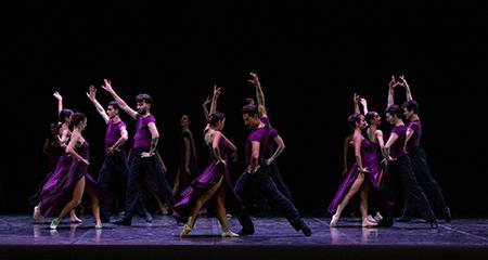 Balletto di Napoli ph Vincenzo Cositore