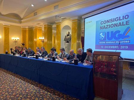 Consiglio Nazionale dell'UGL