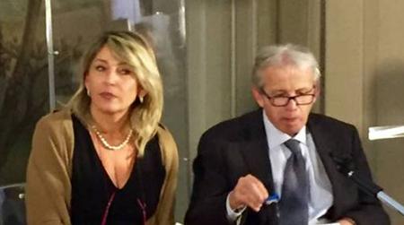 Cristina Grieco e Marco Remaschi