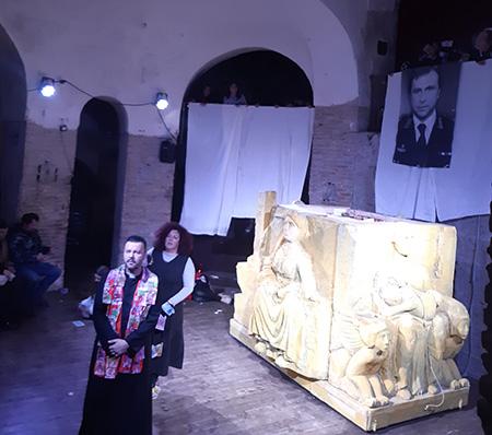 'Mater Camorra e i suoi figli'