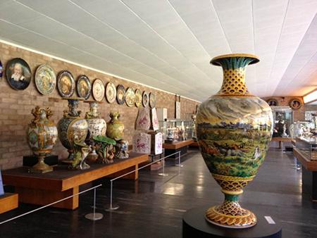 Il museo della Manifattura Richard Ginori di Doccia