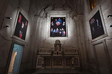 'Né santi né eroi' - Foto Guglielmo Verrienti