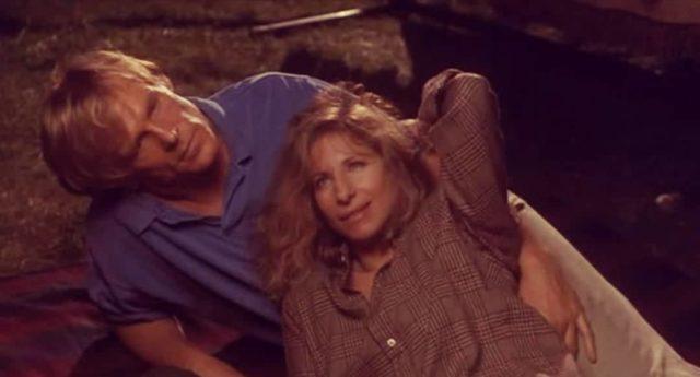 Nick Nolte e Barbra Streisand in 'Il Principe delle Maree'
