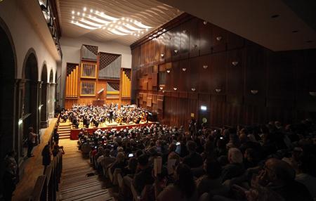 NOS al Conservatorio San Pietro a Majella Napoli