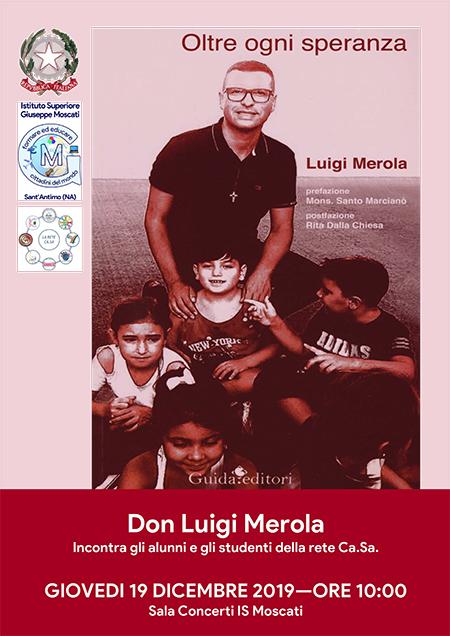 'Oltre ogni speranza' Don Luigi Merola