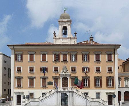 Palazzo Civico, sede del Comune di Livorno