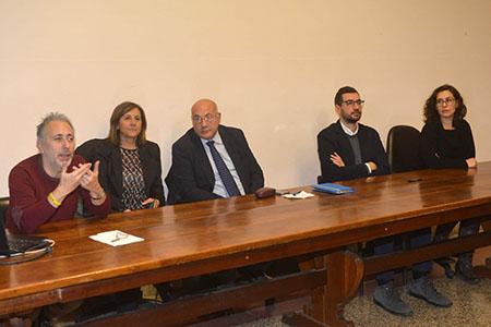 Pardini, Vitola, Faiella, Carbone, Maraini Foto di Guglielmo Gambardella