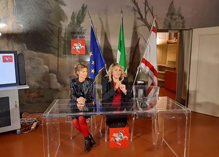Sara Mele e Cristina Grieco