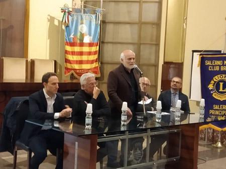 'Shoah - La cintura del Male' a Salerno