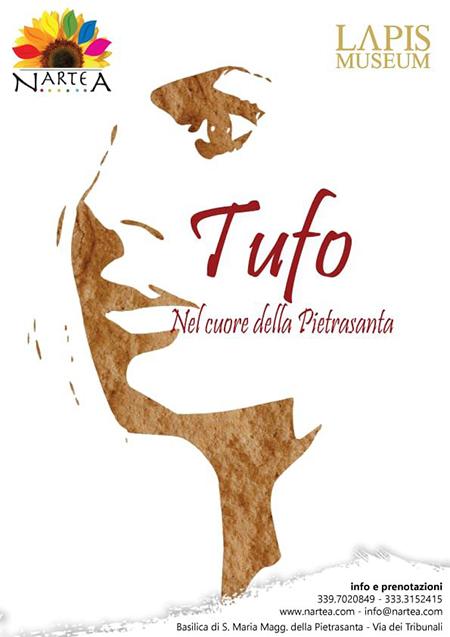 'Tufo - Nel cuore della Pietrasanta'