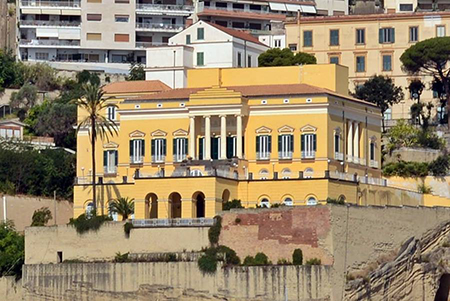Villa Doria D'Angri a Napoli