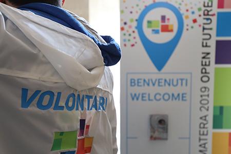 Volontari Matera 2019