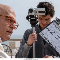 'Hammamet' Favino Craxi ciak foto di Claudio Iannone
