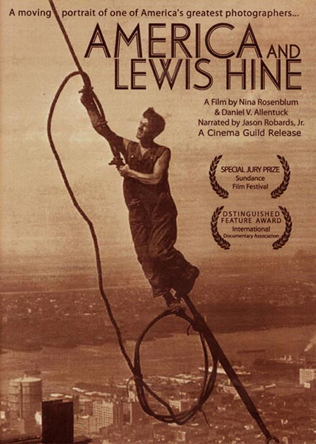 'America and Lewis Hine'.
