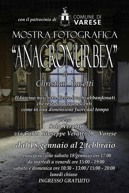 'Anacronurbex' di Christian Basetti