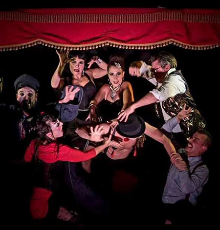 'Cabaret' Bus Theater