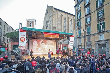 Capodanno Cinese a Napoli 2020