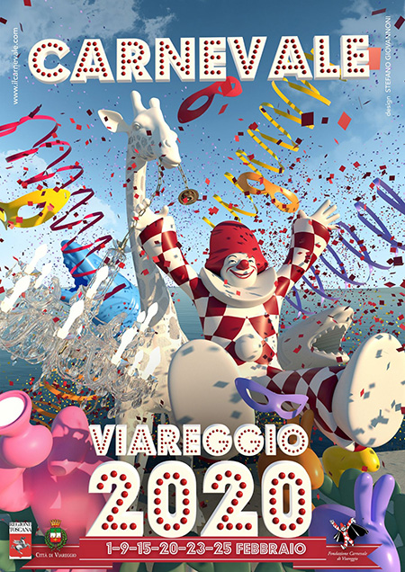 Carnevale di Viareggio 2020