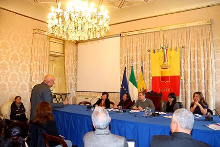 Delegazione di Cuba a Napoli