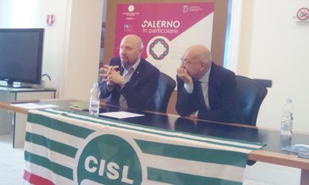 Giuseppe Nolè e Michele Faiella