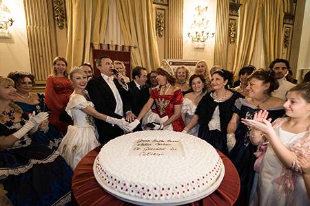 Gran Ballo Russo a Palazzo Brancaccio - foto Daniele Bianchi