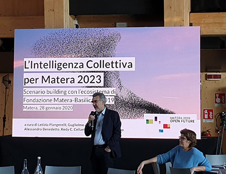 L'intelligenza Collettiva per Matera 2023