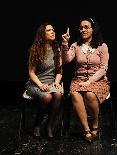 'Locas' - Marcella Vitiello e Laura Pagliara