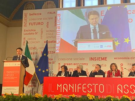 'Manifesto di Assisi'