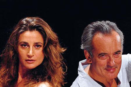 Marina Thovez e Mario Zucca