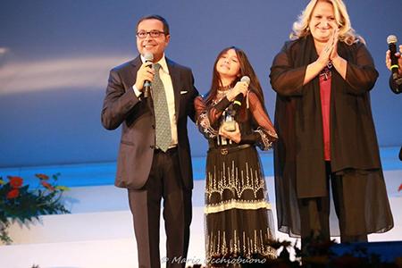 Mario Esposito, Ludovica Nasti e Rosanna Romano - ph Mario Occhiobuono