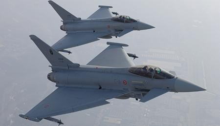 La missione dell'Aeronautica Militare