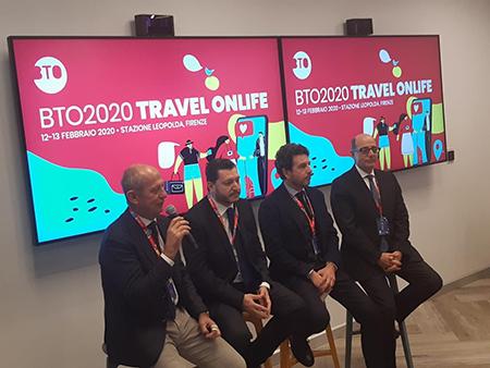 Presentazione BTO 2020 a Roma