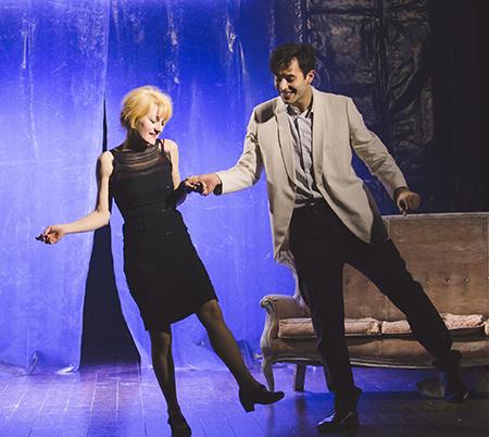 'Processo a Fellini' -Caterina Ramaglia e Giulio Forges Davanzati