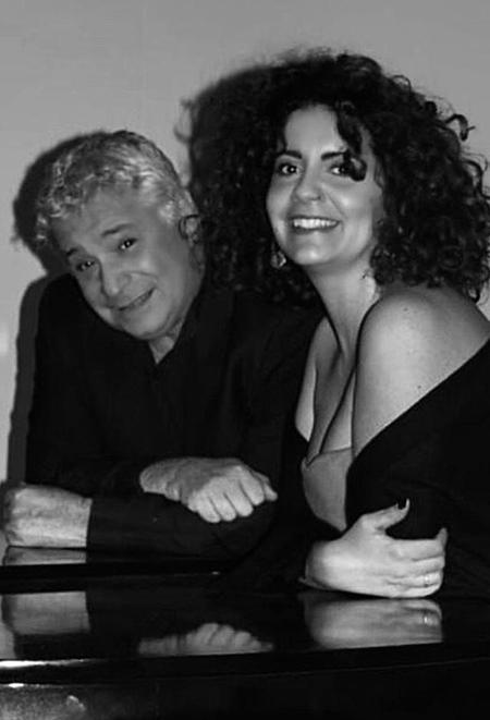 Riccardo Canessa e Francesca Curti Giardina