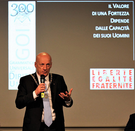 Stefano Bisi - Ph. di Fabio Sasso / FPA