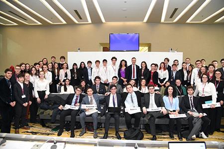 Studenti in Consiglio regionale Lombardia