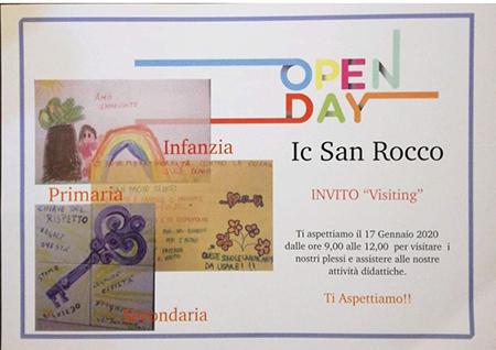 Visiting IC San Rocco di Marano (NA)