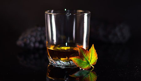 whisky bicchiere