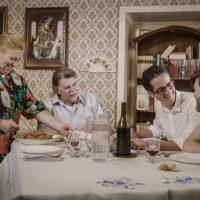 Una scena del corto 'In zona Cesarini'