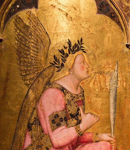 'Gli angeli nella tradizione'