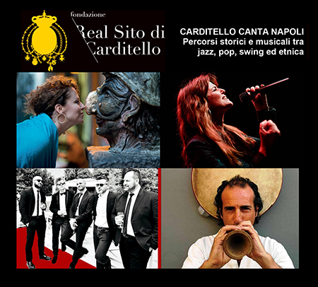 'Carditello canta Napoli'