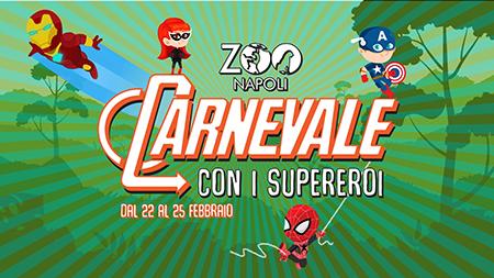Carnevale 2020 allo Zoo di Napoli