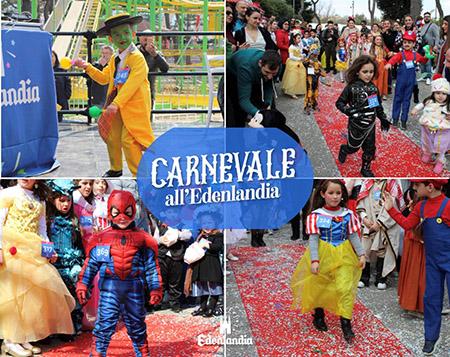Carnevale Edenlandia 2020