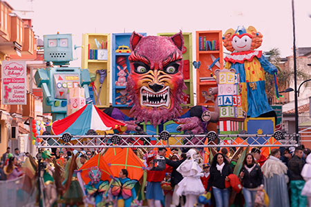 Carnevale Villa Literno