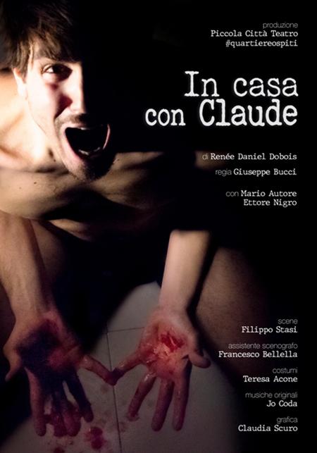 'In casa con Claude'