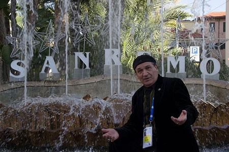 Ciro Giorgio a Sanremo (IM)