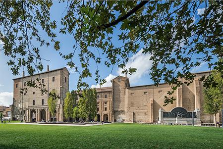 Complesso Monumentale della Pilotta, Parma, ph Fabio Gambina