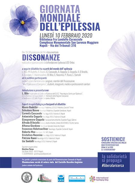 'Dissonanze' Napoli