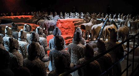 'L'esercito di Terracotta e il Primo Imperatore della Cina'