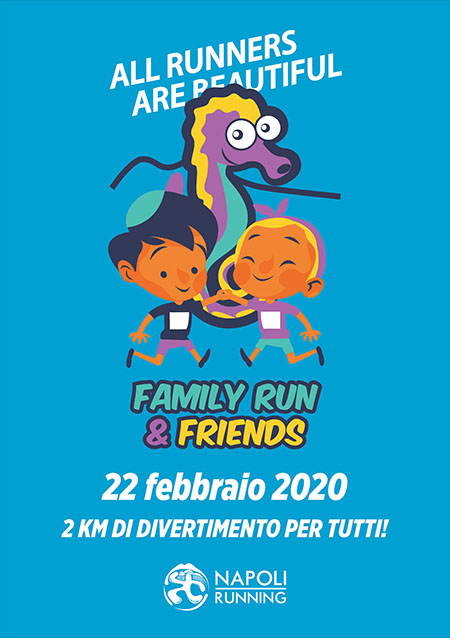 'Family Run & Friends'